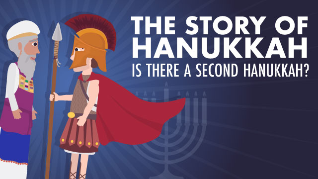 Hanukkah: a second hanukkah
