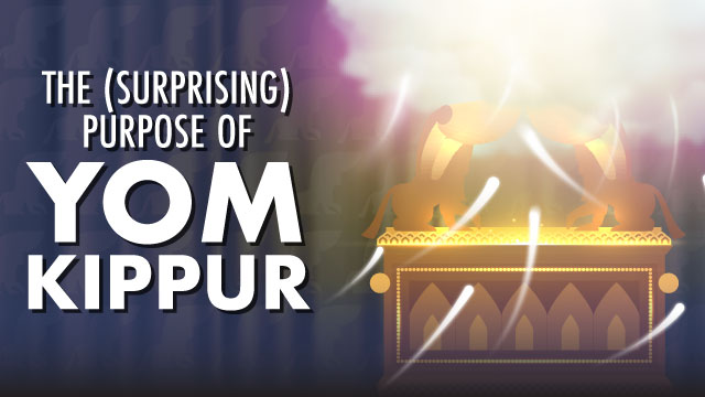 surprising purpose of yom kippur