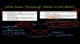 What Does It Mean to Know?