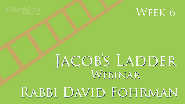 Jacob's Ladder: A Tale of Two Arks, and A Seven Part Chiasm